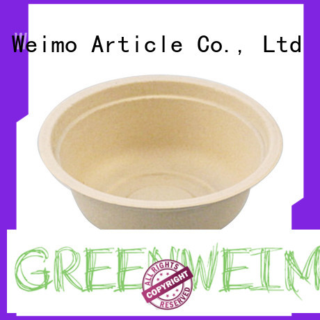 Greenweimo New biodegradable eating utensils Suppliers for food