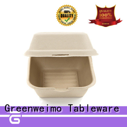 takeaway biodegradable containers meet different needs for package