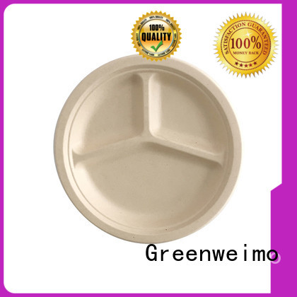 Greenweimo compostable plates on sale for activity