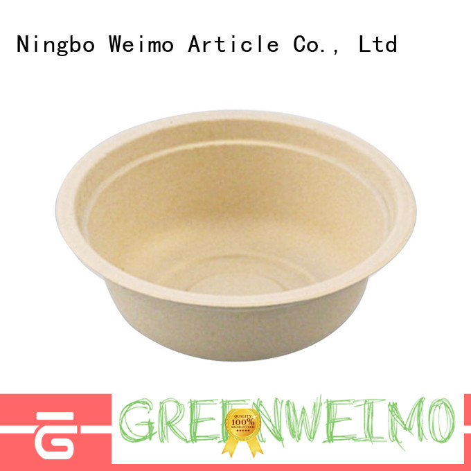 Greenweimo different eco containers manufacturers for cake
