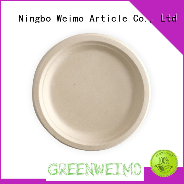 Custom eco friendly dinnerware compostable Suppliers for party