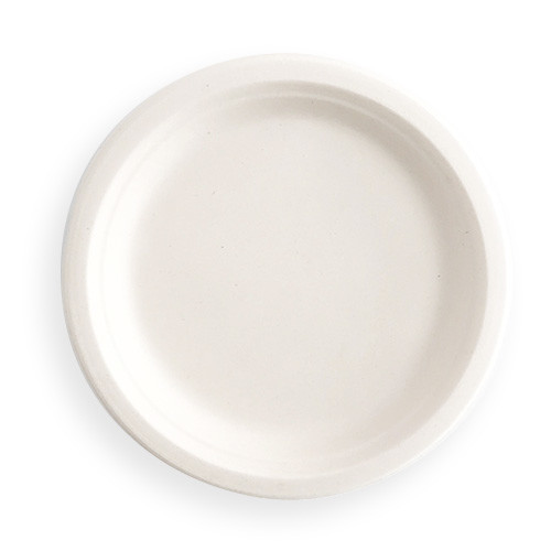 Bagasse Product Of Biodegradable Circle Plate