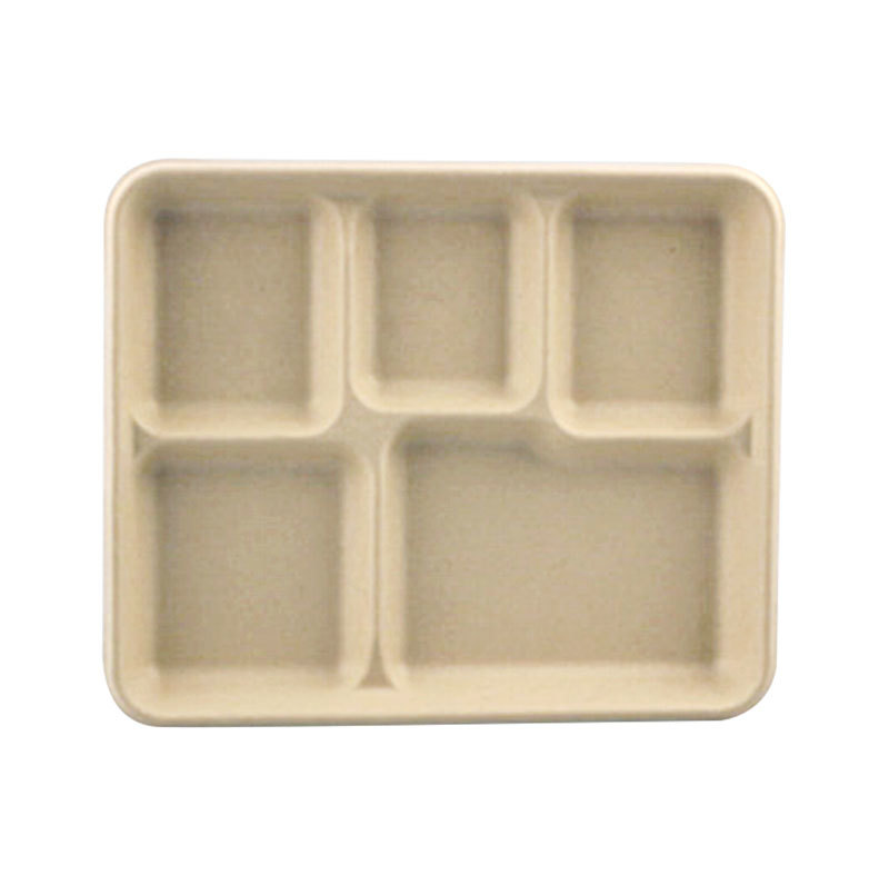 Wheat Straw Biodegradable Tray