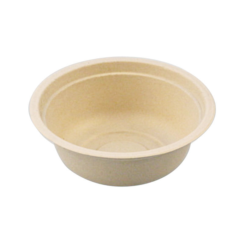 Plant Fiber Compostable Tableware Bowl