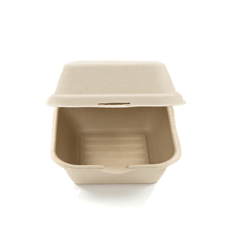 Biodegradable Clamshell Biodegradable Takeaway Boxes