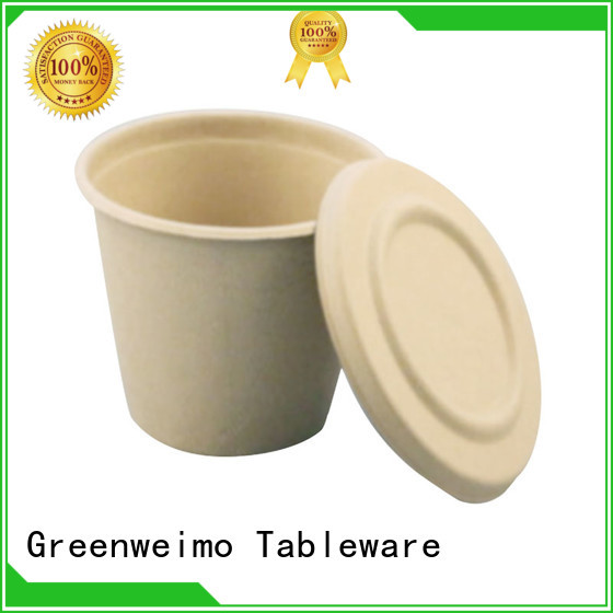 Greenweimo compostable cups on sale for drinking