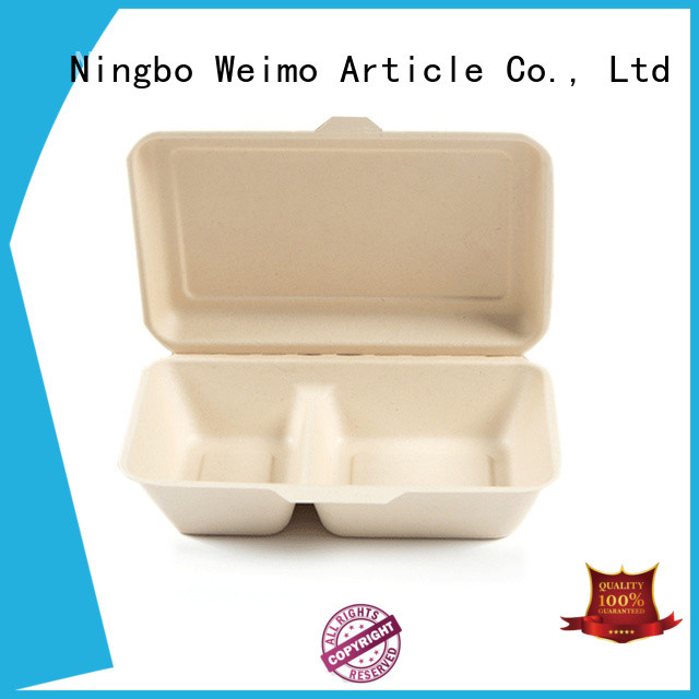 Greenweimo High-quality clamshell food packaging supplies for business for package