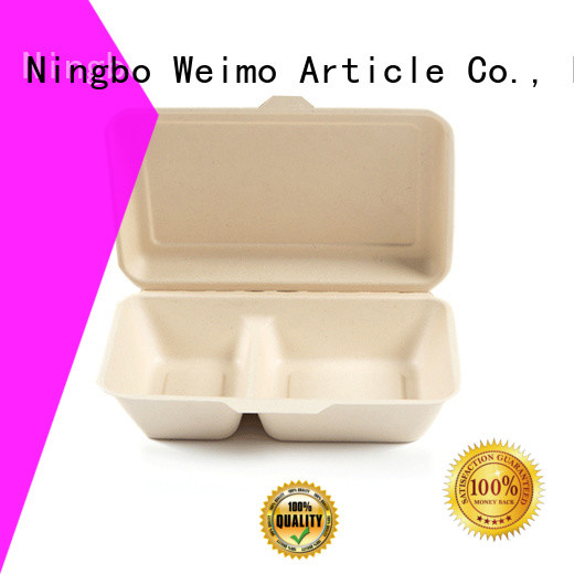 Custom biodegradable food packaging wholesale takeout manufacturers for package