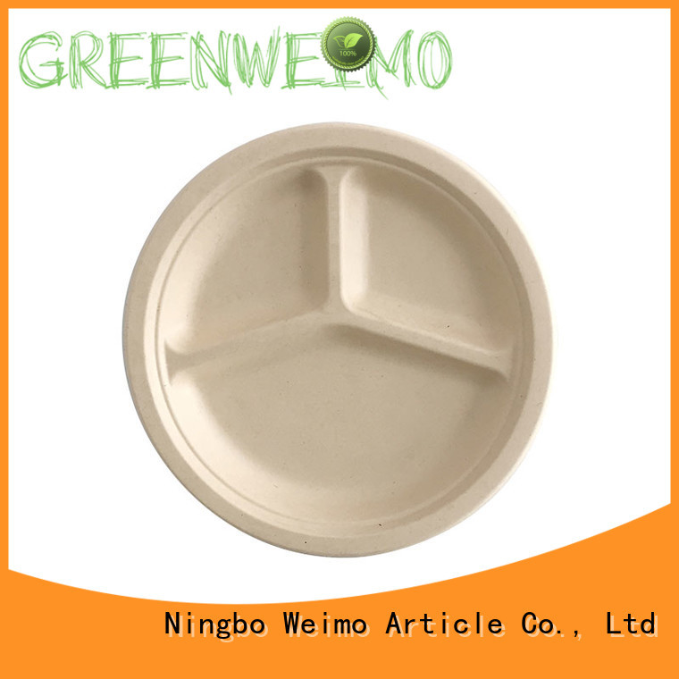 Greenweimo New biodegradable soup bowls for business for oily food