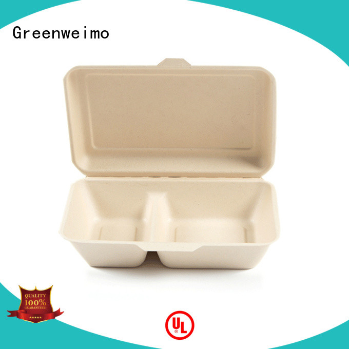 Greenweimo container biodegradable containers on sale for delivering