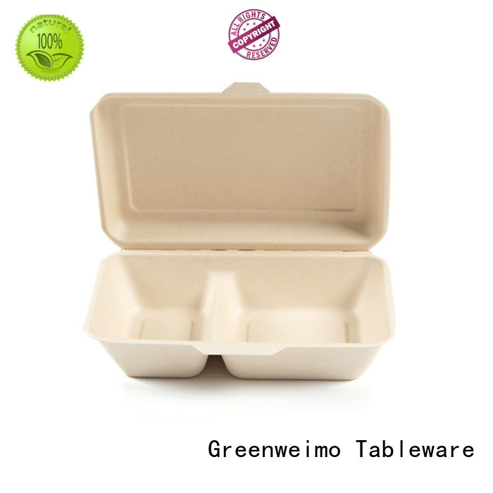 Greenweimo biodegradable containers on sale for food