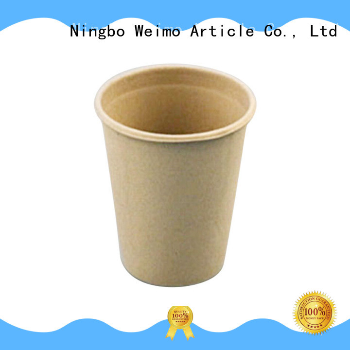Greenweimo cup biodegradable drinking cups Suppliers for water