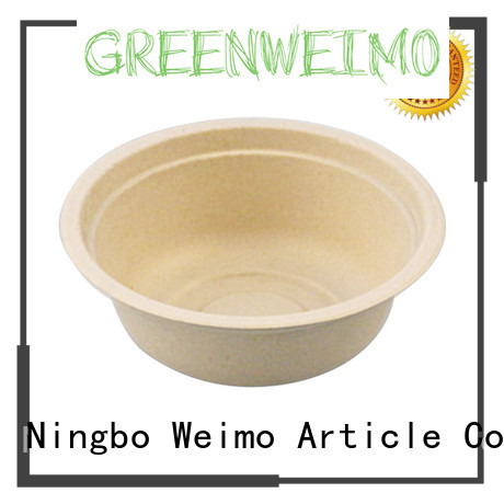 Greenweimo natural eco friendly cutlery factory for cake