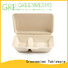 New biodegradable clamshell foldable Suppliers for delivering