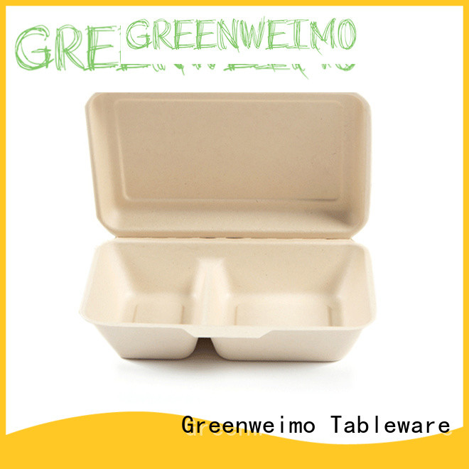 Greenweimo biodegradable biodegradable cutlery suppliers Supply for delivering