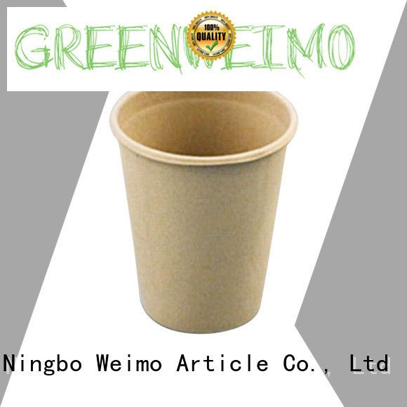 Greenweimo online biodegradable cup tableware for drinking