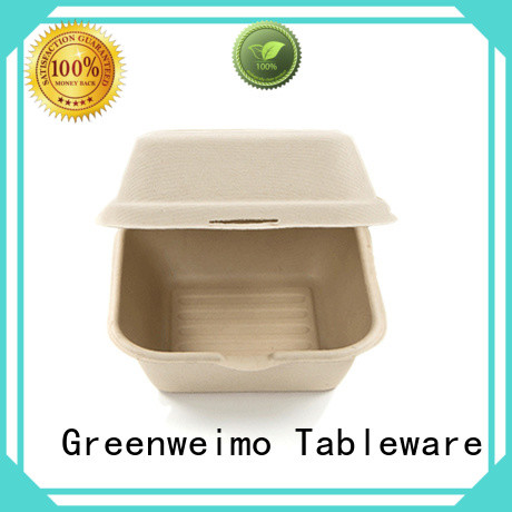 Greenweimo biodegradable clamshell on sale for package