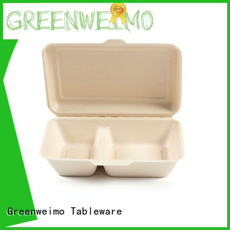 High-quality eco food packaging boxes Supply for delivering