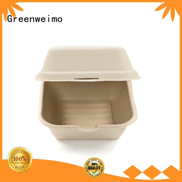 online bagasse lunch box takeout for delivering Greenweimo