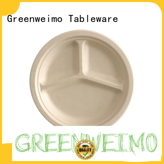 safe compostable plates meet different market for party