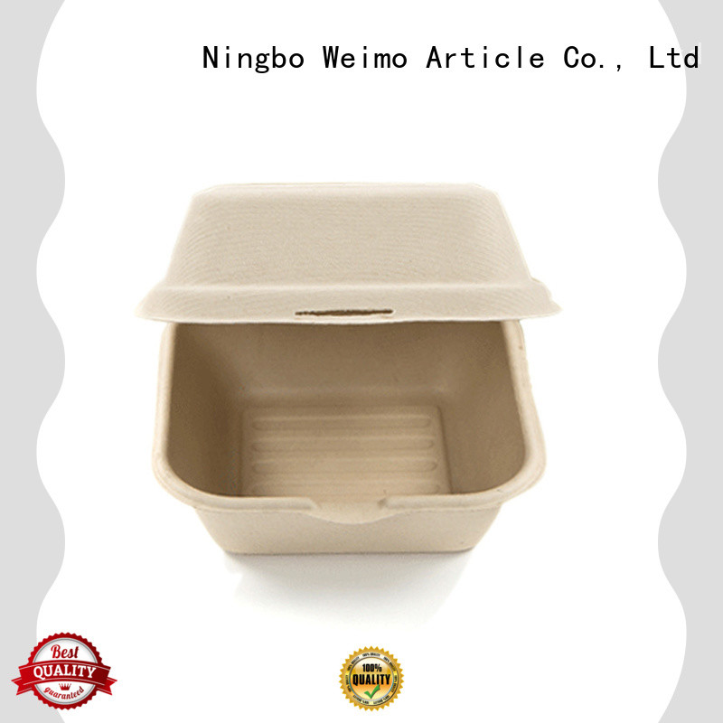 Greenweimo clamshell biodegradable products manufacturers company for package