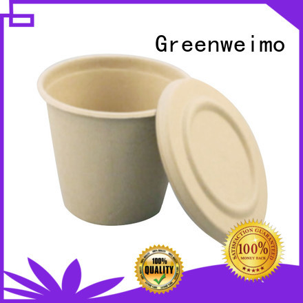 Greenweimo useful biodegradable cup tableware for drinking
