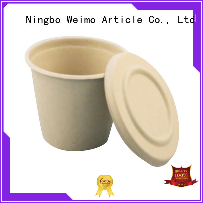 Best biodegradable food service lid Suppliers for water