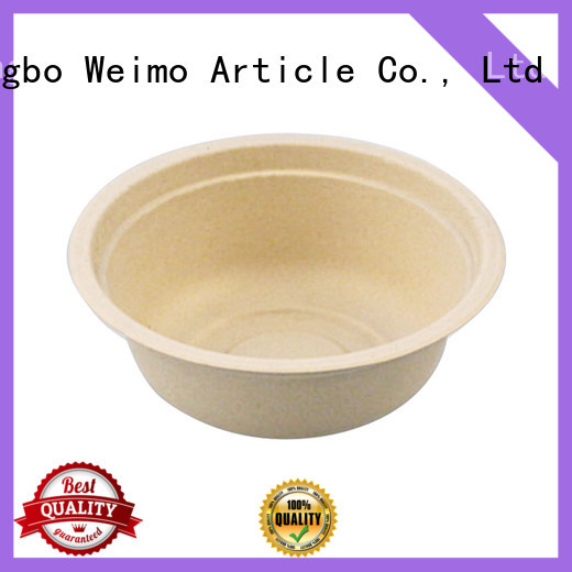 Greenweimo Latest biodegradable paper products company for meal