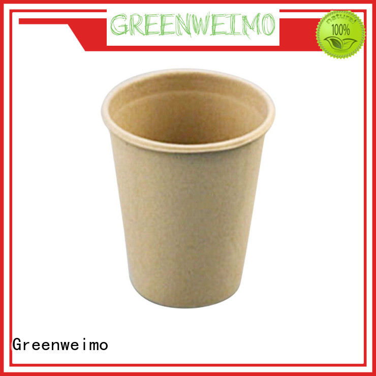Greenweimo safe compostable cups on sale for drinking