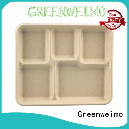 Greenweimo Best recycle tray company for hot food