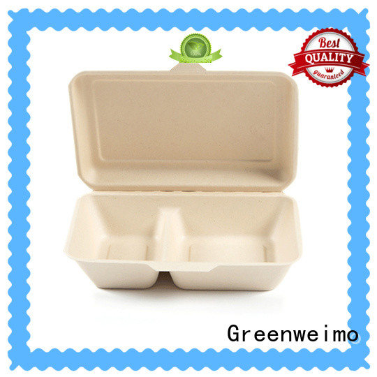 Greenweimo online biodegradable containers on sale for package