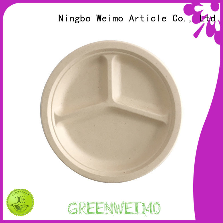 Greenweimo Top recycled paper plates for business for party