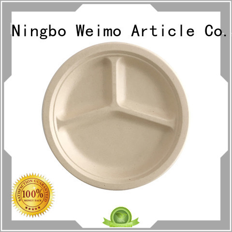 safe biodegradable plate on sale for party