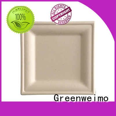 Greenweimo Best green disposable bowls manufacturers for wet food