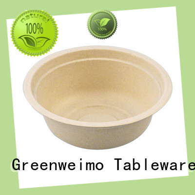 Greenweimo compostable bowls meet different markets for cake