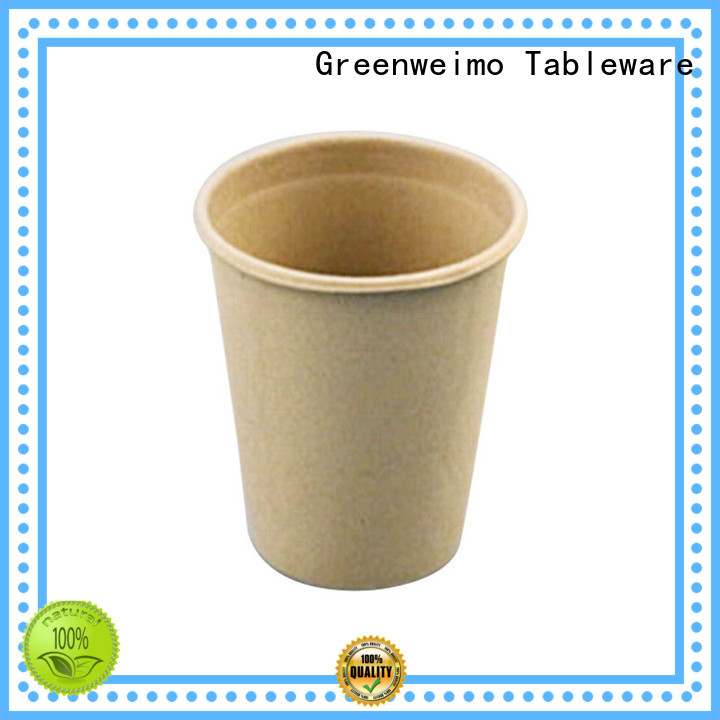 Top compostable coffee cups lid manufacturers for water