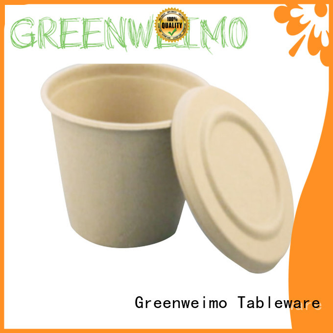 Greenweimo High-quality biodegradable utensils for business for drinking