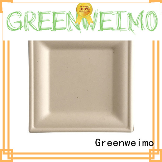 Greenweimo bio eco friendly tableware for business for wet food