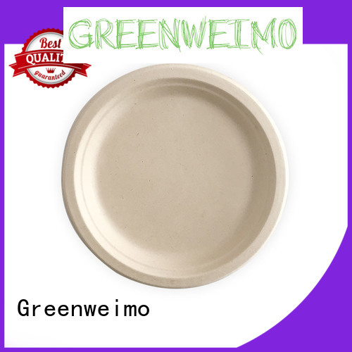 Greenweimo Custom biodegradable disposables company for hot food