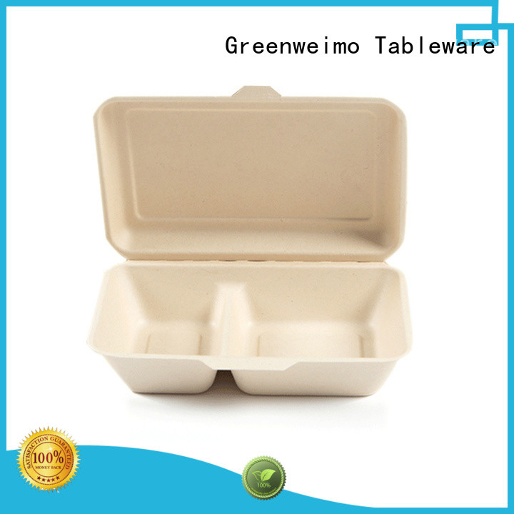 Greenweimo biodegradable containers on sale for delivering