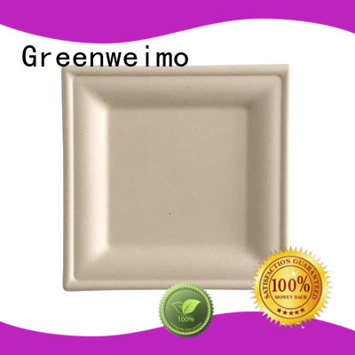 Greenweimo biodegradable biodegradable containers Supply for party