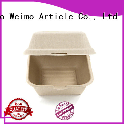 Greenweimo takeout biodegradable takeout containers manufacturers for food