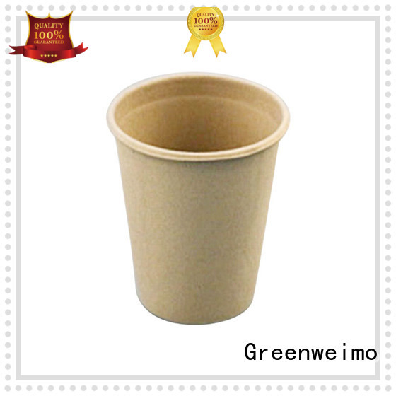 disposable compostable cups tableware for drinking