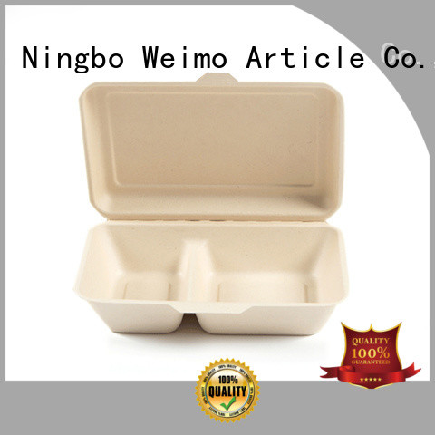 Custom eco food packaging boxes manufacturers for package