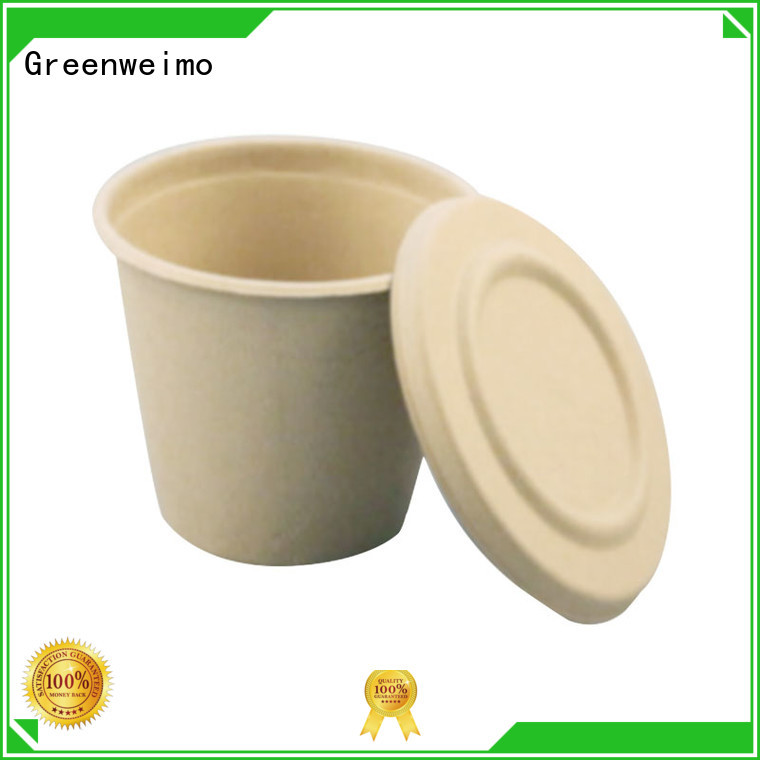 Greenweimo Wholesale eco friendly paper cups company for party