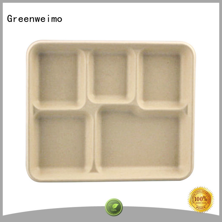 Greenweimo High-quality eco food packaging manufacturers for oily food
