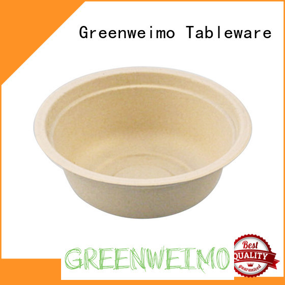 Greenweimo disposable green packaging for business for food
