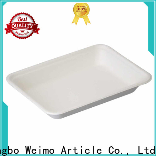 Greenweimo Latest biodegradable lunch trays company for oily food