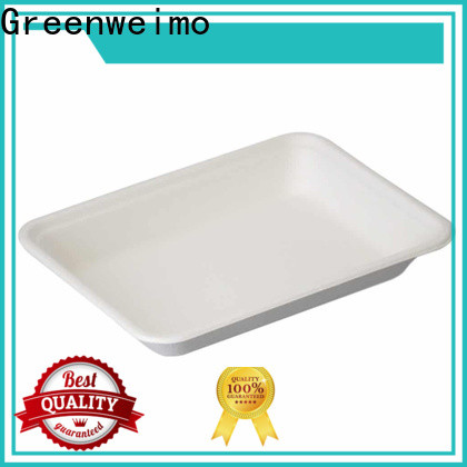 High-quality biodegradable tray tray factory for party