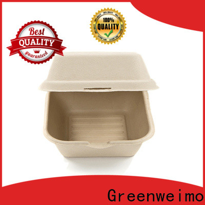 Greenweimo Latest eco friendly food packaging supplies company for delivering